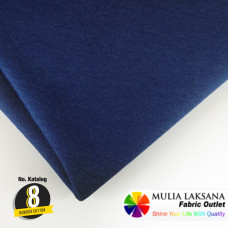 BAMBOO COTTON BIRU PON 36""