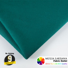 BAMBOO COTTON HIJAU TOSCA 36""