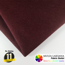 BAMBOO COTTON MAROON 36""