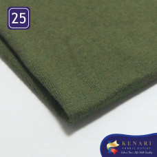 COMBED 30S BRONZE GREEN 36