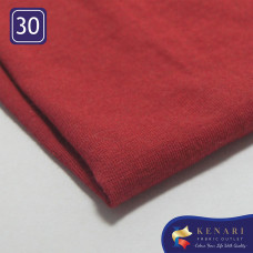 COMBED 30S RUBY WINE 42