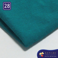 COMBED 30S TEAL 42