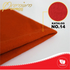 BAMBOO COTTON 30S ORANGE 36